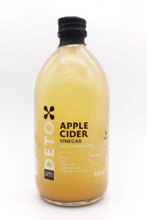 ANDERA MILANO DETOX Organic Apple Cider Vinegar With 'Mother'