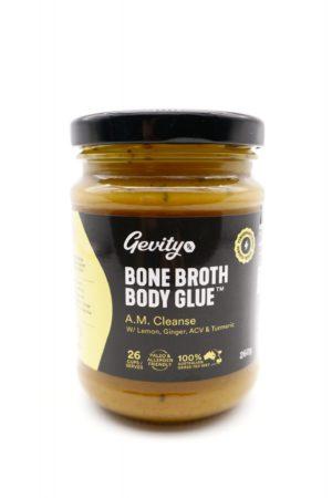 Bone Broth Body Glue A.M Cleanse 260g