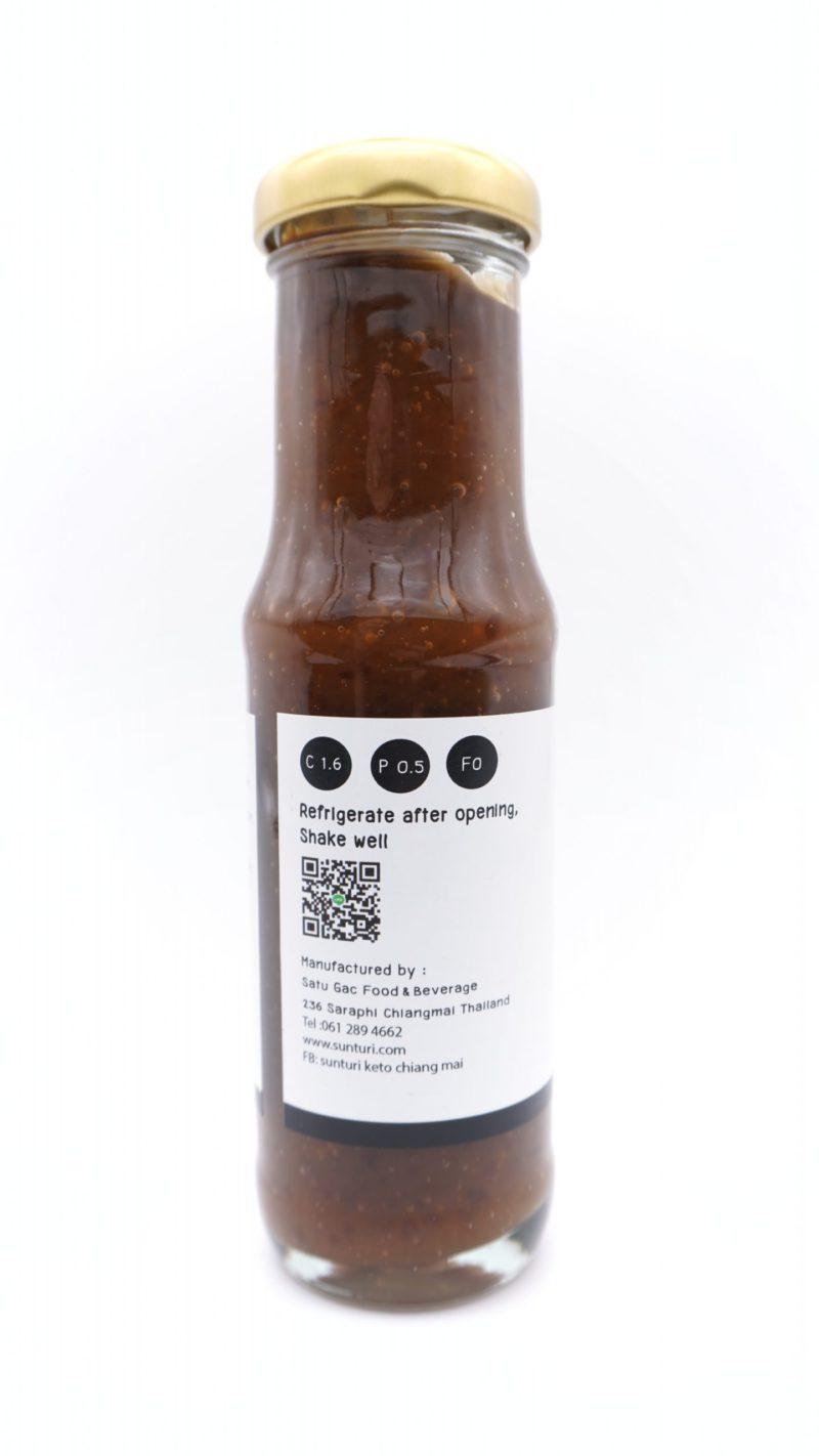 SUNTURI Keto Oyster Sauce 150ml