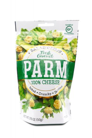 Fresh Gourmet Crunchy PARM Cheese 1.76 oz