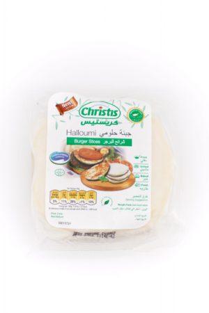 Halloumi 漢堡烤芝士片 (牛/羊/山羊奶) 200g