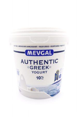 希臘乳酪 Mevgal Authentic Greek Yogurt 10%Fat 1kg
