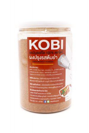 KOBI Keto Seasoning Powder Tom Yum Flavor 200g
