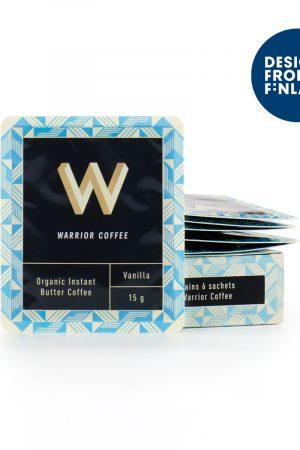 Warrior Coffee Vanilla Organic Butter Coffee