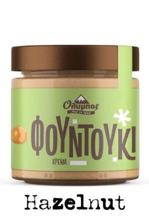 希臘 純100% 榛果醬 200g