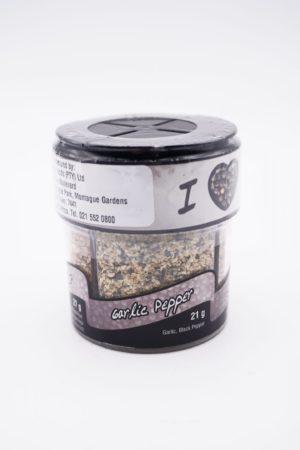 CAPE Foods 4-in-1 Seasoning, I Love Pepper 93g