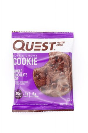 Quest Protein Cookie Double Chocolate Chip 58g