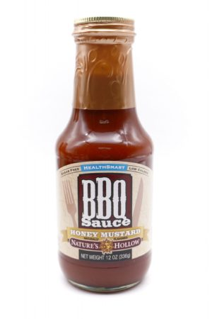Nature's Hollow Honey Mustard BBQ sauce