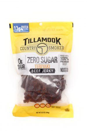 Tillamook 零糖 生酮牛肉乾 照燒汁味 6.5oz