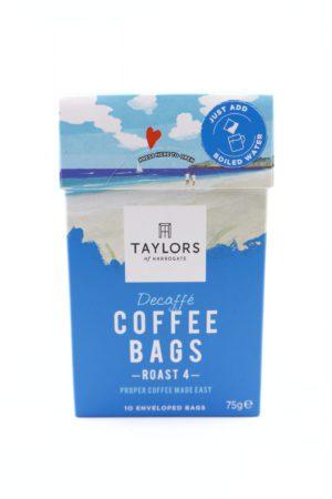 Taylors 無咖啡因 茶包式咖啡 1盒10包