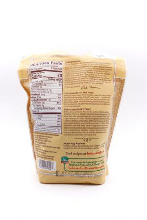 Bob's red mill organic Golden Flaxseed Meal 16oz