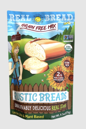California Country Gal Organic Mix Rustic Breads 275g