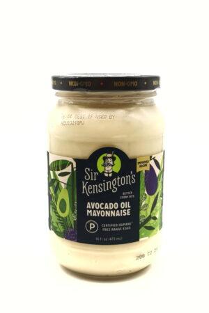 Sir Kensington's 牛油果油蛋黃醬 473ml